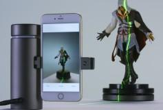 eora 3D:スマホで3Dスキャン!なんでもコピーできちゃう—kickstarter