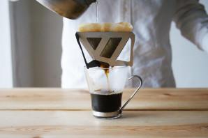 Tetra Drip:旅行でも淹れたてコーヒーを!たためるコーヒードリッパー登場—READYFOR
