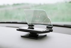HUDWAY Glass:近未来来た!カーナビ革命—kickstarter