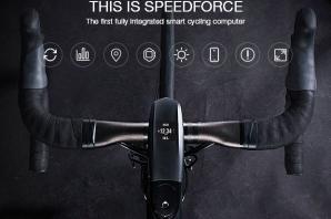 SpeedForce:すげーサイクルコンピューター!サイクリング楽しくなります。—INDIEGOGO