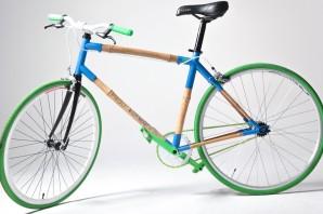 Pedal Forward:竹の自転車でおしゃれに軽快に!—kickstarter