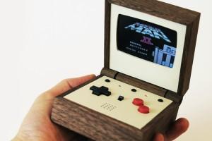 Pixel Vision:手作り感あふれる、ポータブルゲーム機---kickstarter