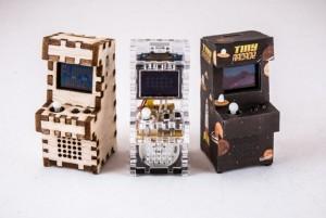 Tiny Arcade:かわいい、ちっちゃいゲームセンターつくれちゃう!---kickstarter