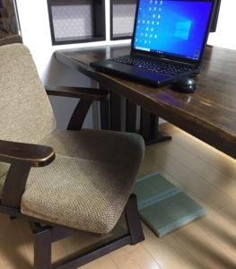 抗菌畳 | 小さな畳、畳がどこでも使える! | Makuake